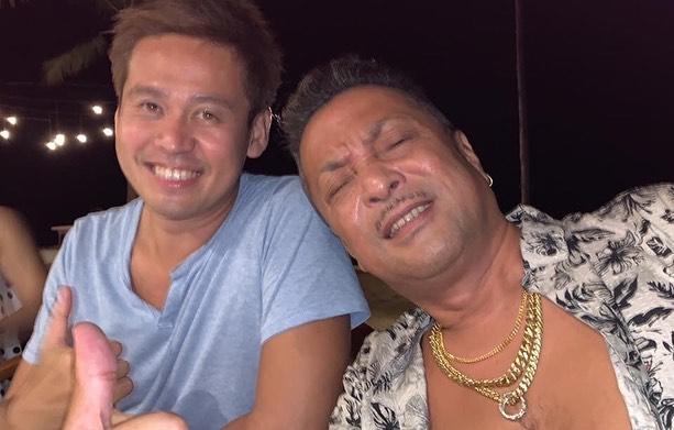 バリの兄貴と竹井佑介